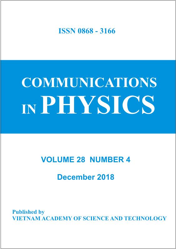 View Vol. 28 No. 4 (2018)