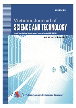 Vietnam Journal of Science and Technology